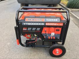 YT8000DCE3-2永磁汽油发电机