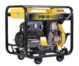 小型5KW柴油发电机YT6800E
