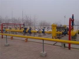 2000-10000m3/h天然气燃气调压站