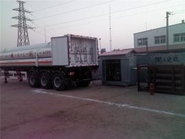 CNG天然气减压撬装供气站