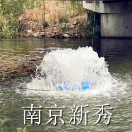河道涌泉增氧曝气
