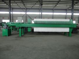 硫酸碱专用压滤机,明华环保机械过滤设备