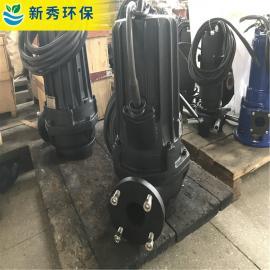 大口径潜水汚水泵