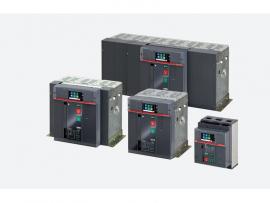 ABB代理-EMAX框架断路器的 2000A-6300A接线及使用保养维修