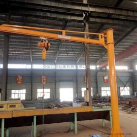 润德KBK悬臂吊 300kg曲臂吊机 摇臂式起重机