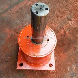 HYG/HYD型高频低频起重机液压缓冲器 工业液压缓冲器 行车防撞器