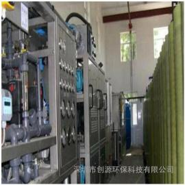 垃圾渗透液废水处理beplay手机官方采用进口DTRO膜柱