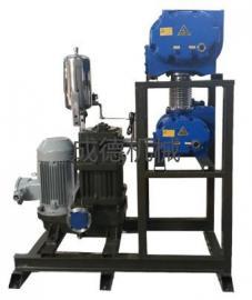 罗茨螺杆真空泵机组定制 化工制药工艺中的产品蒸馏、干燥、脱气