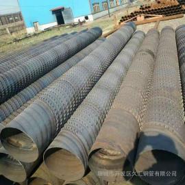井管直径350mm滤水管300mm*5mm钢井管发货中心