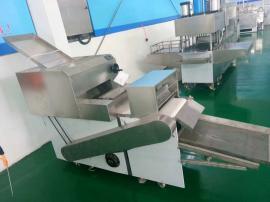桔饼机三刀机江米条机开口笑机刀具尺寸可定制的面胚成型机
