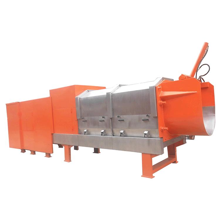 出汁率效果好的双螺旋压榨机 鑫华轻工压榨机生产制造商