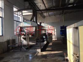 电镀污泥桨叶干燥机