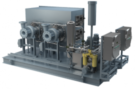 液氧深冷膨胀机 液氧深冷双机组膨胀机 液氧深冷膨胀机品牌