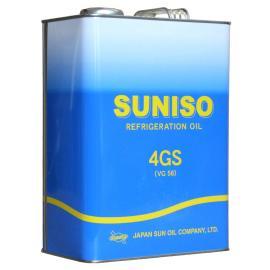 太阳(SUNISO)SUNISO/太阳制冷压缩机用冷冻油4L装新包装润滑油冷冻机油