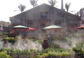 园林公园水池雾化人工造雾设备