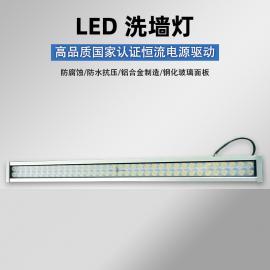 防水LED洗��� 72W�翘�蛄壕坝^亮化�型洗��� 防眩led洗���