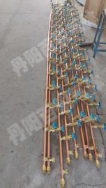 集格大阀座紫铜不锈钢不同材质汇流排