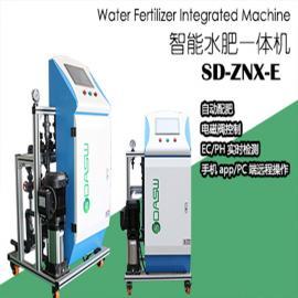 大棚果树智能手机App水肥一体机圣大节水灌溉施肥省水环保
