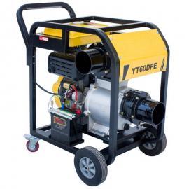 伊藤6寸移动式柴油机水泵