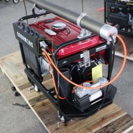 手推式工程照明车变电站应急工作灯带发电机4*500W