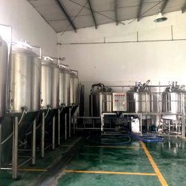 SMLW-1000升啤酒坊自酿鲜啤酒设备