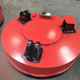 废品专用高频电磁吸盘 强力永磁吸盘 MW5型起重电磁铁
