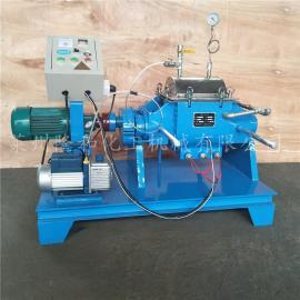 隆和小型实验室电加热抽真空捏合机