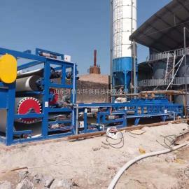 贝特尔生产90立方洗砂泥浆压干脱水机 带式压滤机设备 品质优RBYL