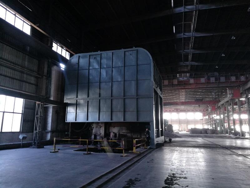 铸造厂除尘器除尘设备系统改造