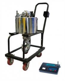 防雨无线电子吊秤AG官方下载,不锈钢材质防水型吊钩秤
