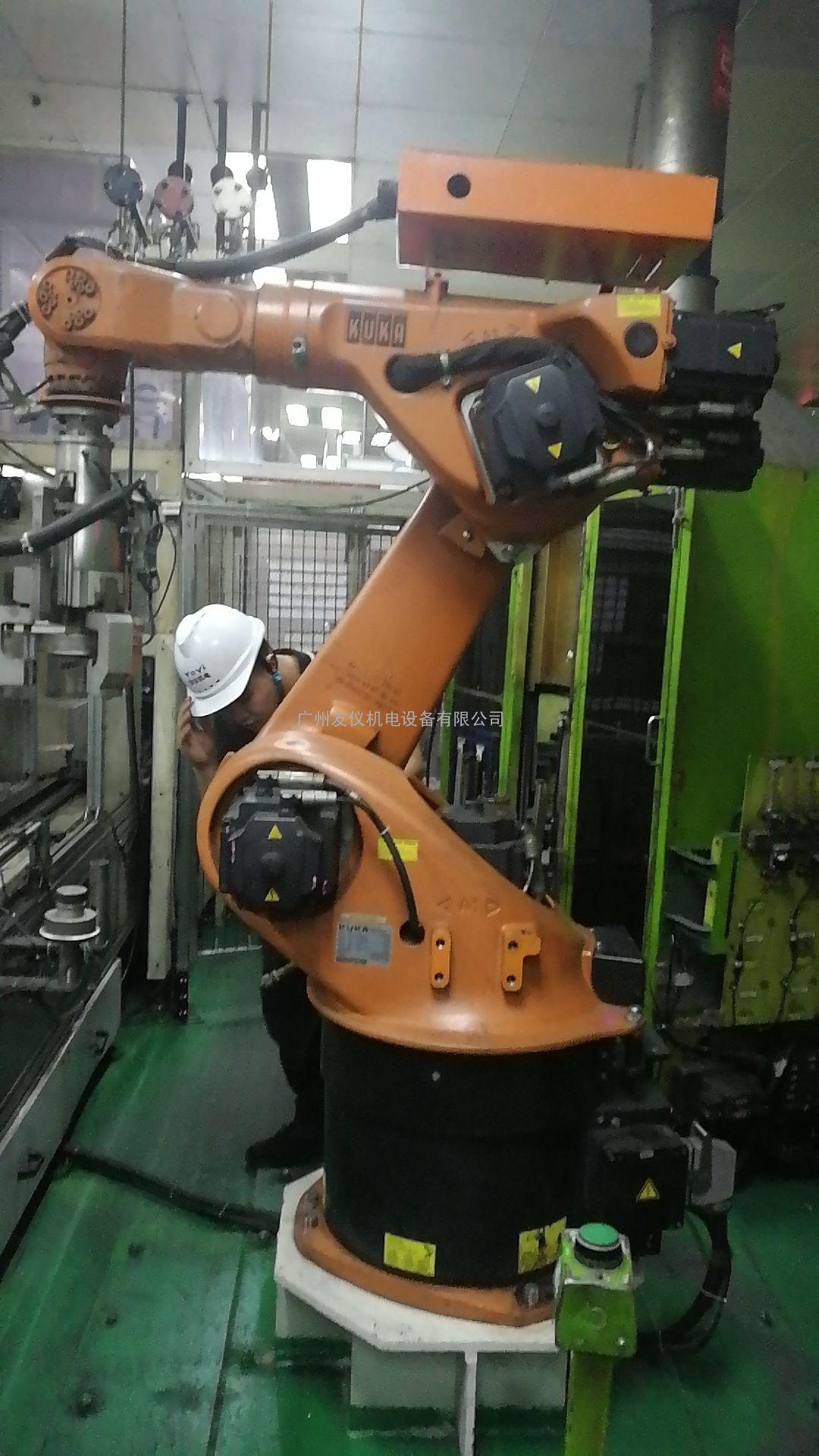 kuka库卡机器人KR8 R1620 HP维修中心