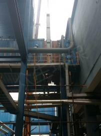 众生环保:碳素厂烟气挡板门