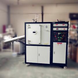 1000g真空甩带炉非晶甩带机,酷斯特仪器科技伺服控制方式