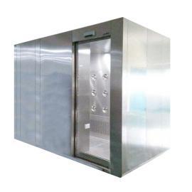 感应风淋室设备 双人双吹风淋室