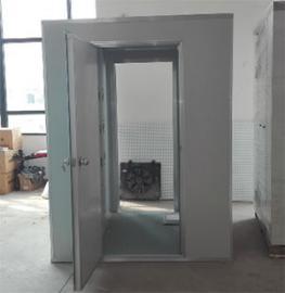 感应不锈钢双人双吹风淋室 净化板风淋室 同质价低
