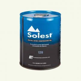 Solest 120冷��C油CPI冷��C油�嚎s�C��滑油