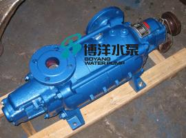 50D80*6卧式单吸多级分段式离心泵
