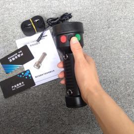 ZW7600ALED多功能袖珍信号灯照明手持肩背
