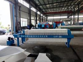 800型厢式液压压滤机,环保机械过滤设备