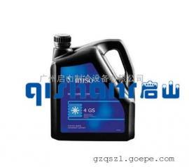 SUNISO太阳牌润滑冷冻油 冷库中央空调压缩机用冷冻机油4GS 4L