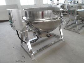 冠通机械夹层锅 糖浆糖稀红糖熬制煮锅