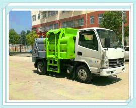 餐厨垃圾车 东风国六餐厨车 5方厨房垃圾处理车