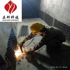 耐磨胶泥在大型设备管道中的应用