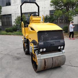 1.5吨座驾式压路机全液压压实机行业种草值得买的小型振动碾