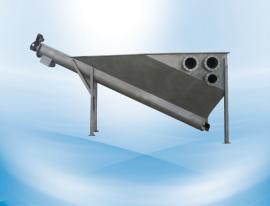 不锈钢沙水分离器 螺旋分离器