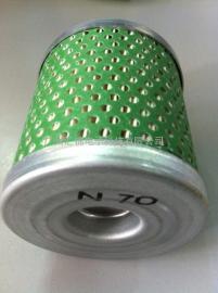 德国宝华N70粉尘滤芯 进气滤芯N70 进口粉尘滤芯 压缩机空气滤芯