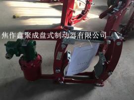行业精品BYWZ3B-315/90电力液压块式制动器