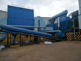 钢铁厂烧结机除尘器升级改造工艺流程与技术应用