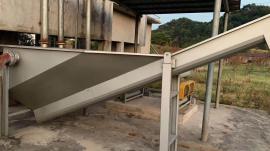 LSSF型砂水分离器螺旋式 不锈钢砂水分离器