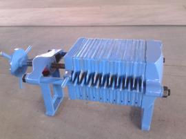 铸铁压滤机,明华机械制造
